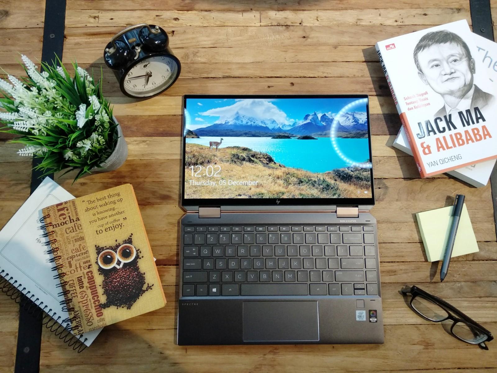 HP Spectre x360 terbaru 2