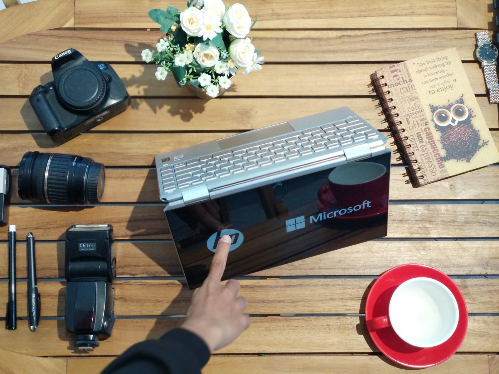 HP Spectre x360 terbaru 5