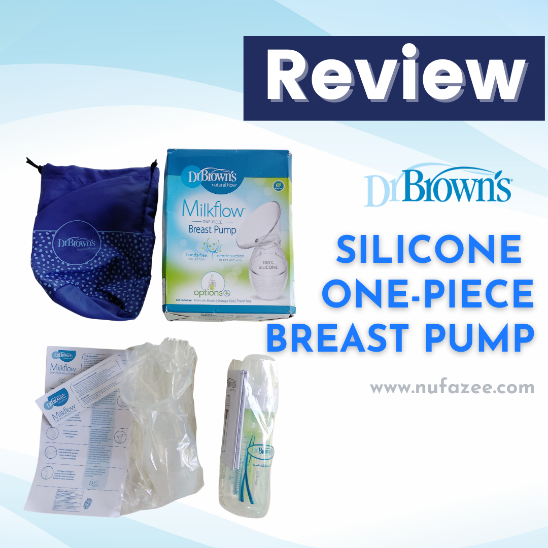 dr browns silicone breast pump